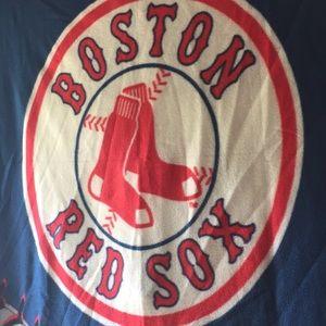 Boston Red Sox Fleece Throw